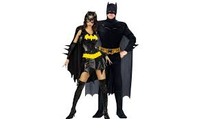 Batman Dark Knight Halloween Costume Show Style