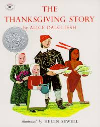 the thanksgiving story book by dalgliesh helen sewell