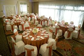 Light Pink Table Cloth Airtel Plaza Hotel Photo Gallery In Van Nuys Ca