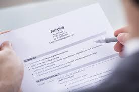 Resume How Many Years Resume How Many Years Should I Go Back