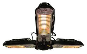 Fire Sense Mocha Patio Heater by Heaters