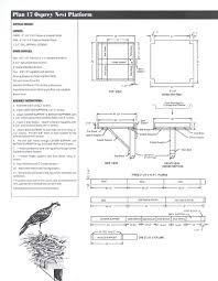 wildlife home plans