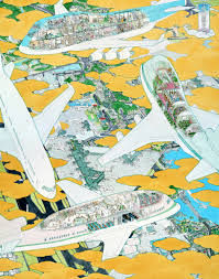 Narita Airport Map Yamaguchi Akira Narita International Airport Various Curious