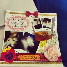dog scrapbook album my pic dog puppy scrapbook album pet lifebook