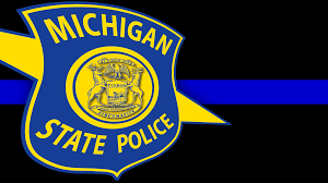 Michigans Flag Stolen U0027thin Blue Line U0027 Flag Returned To Msp Post U2013 Mi News 26
