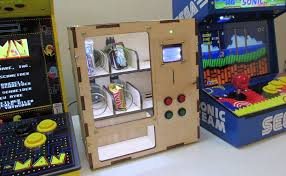 mame arcade cabinet kit kits for custom built arcade and mame cabinets vending machines
