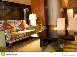 modern luxury hotel lobby stock photos image 31757093