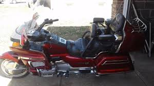 honda gold wing 1500 aspencade motorcycles for sale
