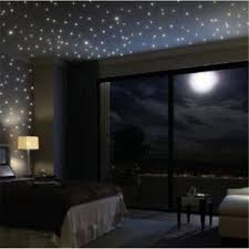 100pcs set glow in the dark star wall stickers for kids rooms