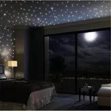 Decoration Star Wall Decals Home aliexpress com buy 100pcs set glow in the dark star wall