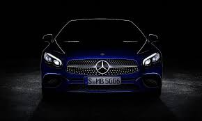 mercedes grill mercedes teases grille on freshened sl