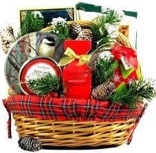 christmas gourmet surprises gift basket