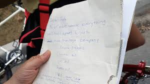 Disturbing letters found at site of Mississauga house explosion   CityNews