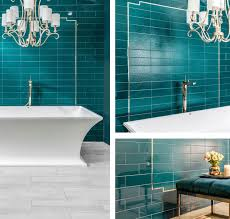 3 ways to incorporate aqua tiles into your home