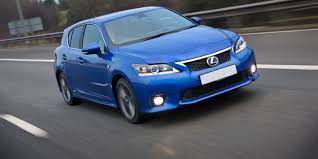 lexus ct200h vs bmw 1 lexus ct review carwow