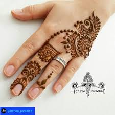 henna decorations henna paradise another simple design from yesterday henna