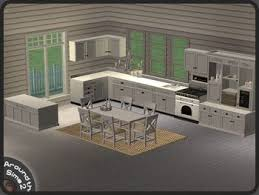 Home Design Simulation Games Around The Sims 2 Objects Kitchen Beach House Ts2 Room