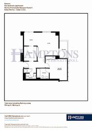 Marina Promenade Floor Plans by 1 Bedroom Apartment For Sale In Beauport Dubai Marina Dubai Uae