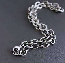 large link necklace images Men 39 s large link cable chain necklace sterling silver lynn todd jpg
