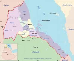 africa map eritrea eritrea map images eritrea 521 africa