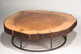 coffee table magnificent wood trunk table hammered coffee table