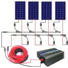 buy your own solar panels mouse image to zoom complete grid tie solar system 300w 400w