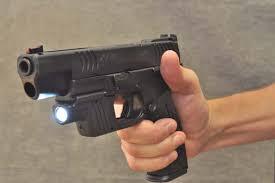 springfield xd tactical light bright idea crimson trace lightguard handguns