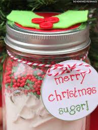 cookie mix in a mason jar christmas gift mason jar christmas