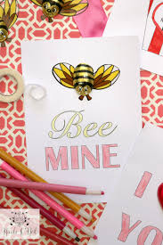 create diy printable valentines cards u2014 nicole o u0027neil real