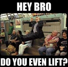 Do You Even Lift Bro Meme - hey bro do you even lift memes and comics
