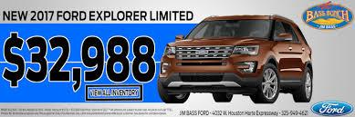 new 2017 ford u0026 used car dealer in san angelo near ballinger
