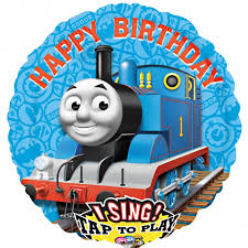 singing birthday balloons happy birthday singing balloon delivered inflated in uk
