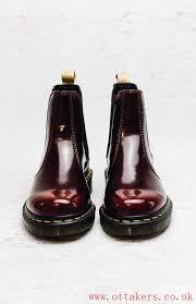 womens vegan boots uk dr martens s 2976 cambridge brush vegan boot cherry