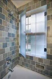 Windows In Bathroom Showers What A Cool Idea Your Window In The Shower And Protect It