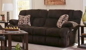 catnapper brice power reclining sofa with power headrest