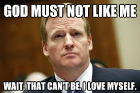 Roger Goodell Memes - source says ray rice video was sent from law enforcement to nfl