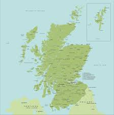 map of and scotland political map of scotland royalty free editable vector map maproom