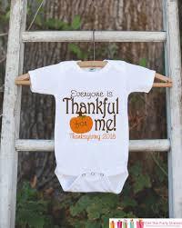 thanksgiving shirt thanksgiving onepiece i m the reason