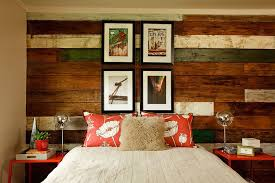 repurposed wood wall 25 awesome bedrooms with reclaimed wood walls