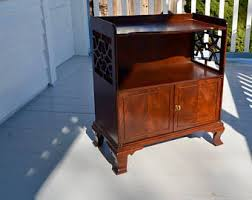 Nightstand Bookshelf Small Bookshelf Etsy