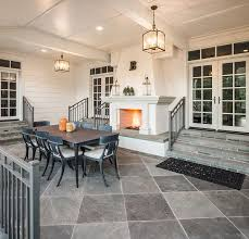 Screen Porch Fireplace by Best 25 Tropical Fireplace Screens Ideas On Pinterest Tropical