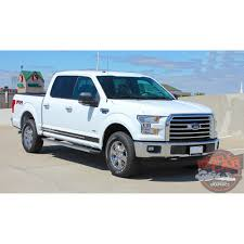 Ford F 150 Camo Truck Wraps - ford f 150 breakup rocker lower door rocker panel body stripes