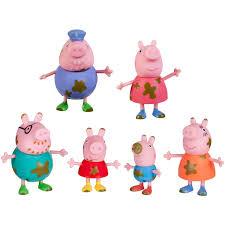 peppa pig peppa u0027s deluxe house play set walmart com