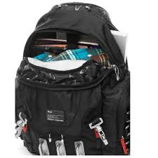 Amazoncom Oakley Kitchen Sink Backpack Black One Size Clothing - Oakley backpacks kitchen sink