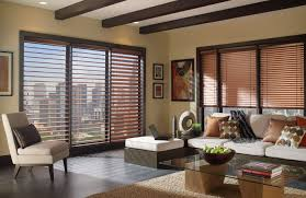 blinds for long windows home design inspirations