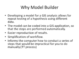 model builder in arcgis