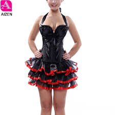 online get cheap corset with a skirt aliexpress com alibaba group