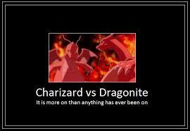 Dragonite Meme - charizard vs dragonite meme 2 by 42dannybob on deviantart