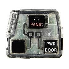 lexus key panic button 3 buttons remote set fcc id hyq12bbt 314 4mhz for lexus
