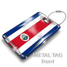 Costarica Flag Cities Countries U2013 Koolkrew